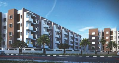 Gallery Cover Image of 525 Sq.ft 1 BHK Apartment for buy in Mahaveer Turquoise, Basapura for 2453000