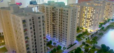 Gallery Cover Image of 1850 Sq.ft 3 BHK Apartment for buy in TATA 88 East, Mominpore for 30000000