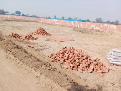 Gallery Cover Image of 555 Sq.ft Residential Plot for buy in Mathura Cantonment for 400000