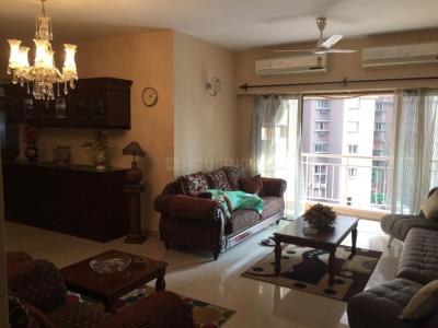 Gallery Cover Image of 1800 Sq.ft 4 BHK Apartment for rent in 377A, Jadavpur for 100000