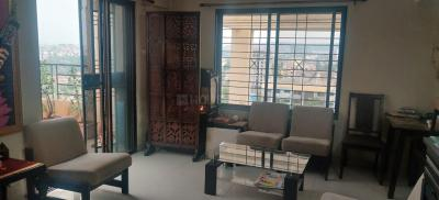 Gallery Cover Image of 1500 Sq.ft 3 BHK Apartment for rent in Sun Planet, Anand Nagar for 23000