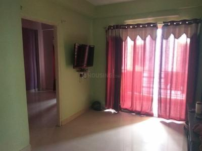 Gallery Cover Image of 805 Sq.ft 2 BHK Independent Floor for rent in New Town for 10500