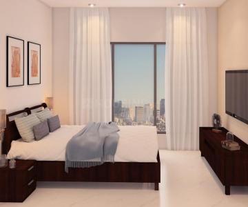 Gallery Cover Image of 701 Sq.ft 1 BHK Apartment for buy in Thane West for 7900000