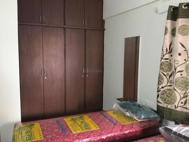 Bedroom Image of Sri Vishnu Sai Luxury PG in Marathahalli