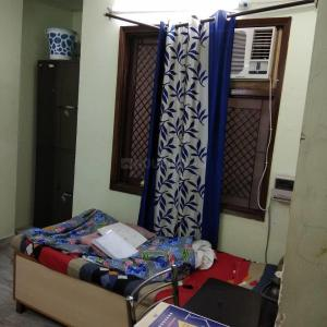 Bedroom Image of Agarwal Hostel in Khirki Extension