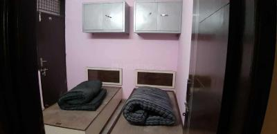 Bedroom Image of Bhav PG in Laxmi Nagar