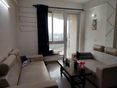 Gallery Cover Image of 1200 Sq.ft 2 BHK Apartment for rent in Sikka Karmic Greens, Sector 78 for 18500