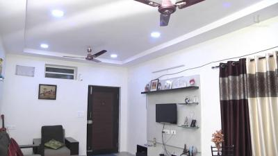 Gallery Cover Image of 680 Sq.ft 1 BHK Independent House for rent in Kaval Byrasandra for 8000