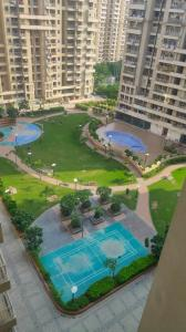 Gallery Cover Image of 1400 Sq.ft 3 BHK Apartment for rent in Alpine AIG Park Avenue, Noida Extension for 11000