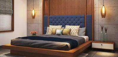 Bedroom Image of 3373 Sq.ft 4 BHK Villa for buy in Prime Atmosphere, Cheppanam for 23500000