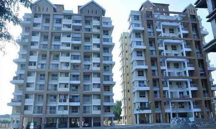 Building Image of 490 Sq.ft 1 BHK Apartment for rent in Undri for 13000