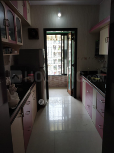 Gallery Cover Image of 900 Sq.ft 2 BHK Apartment for rent in Kalyan West for 14000