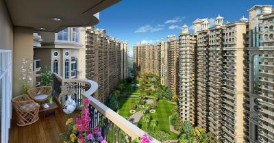 Gallery Cover Image of 1095 Sq.ft 2 BHK Apartment for buy in Ajnara Ambrosia, Sector 118 for 5332650