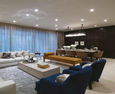 Gallery Cover Image of 2388 Sq.ft 3 BHK Apartment for buy in Lower Parel for 90000000