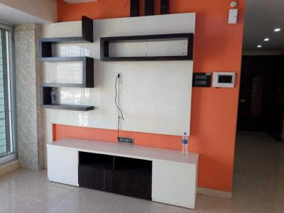 Gallery Cover Image of 1300 Sq.ft 3 BHK Apartment for rent in Kopar Khairane for 45000