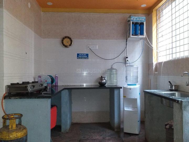 Kitchen Image of Balaji PG For Ladies in BTM Layout