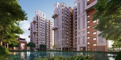 Gallery Cover Image of 488 Sq.ft 1 BHK Apartment for buy in Urban Lakes Phase I, Konnagar for 1600000