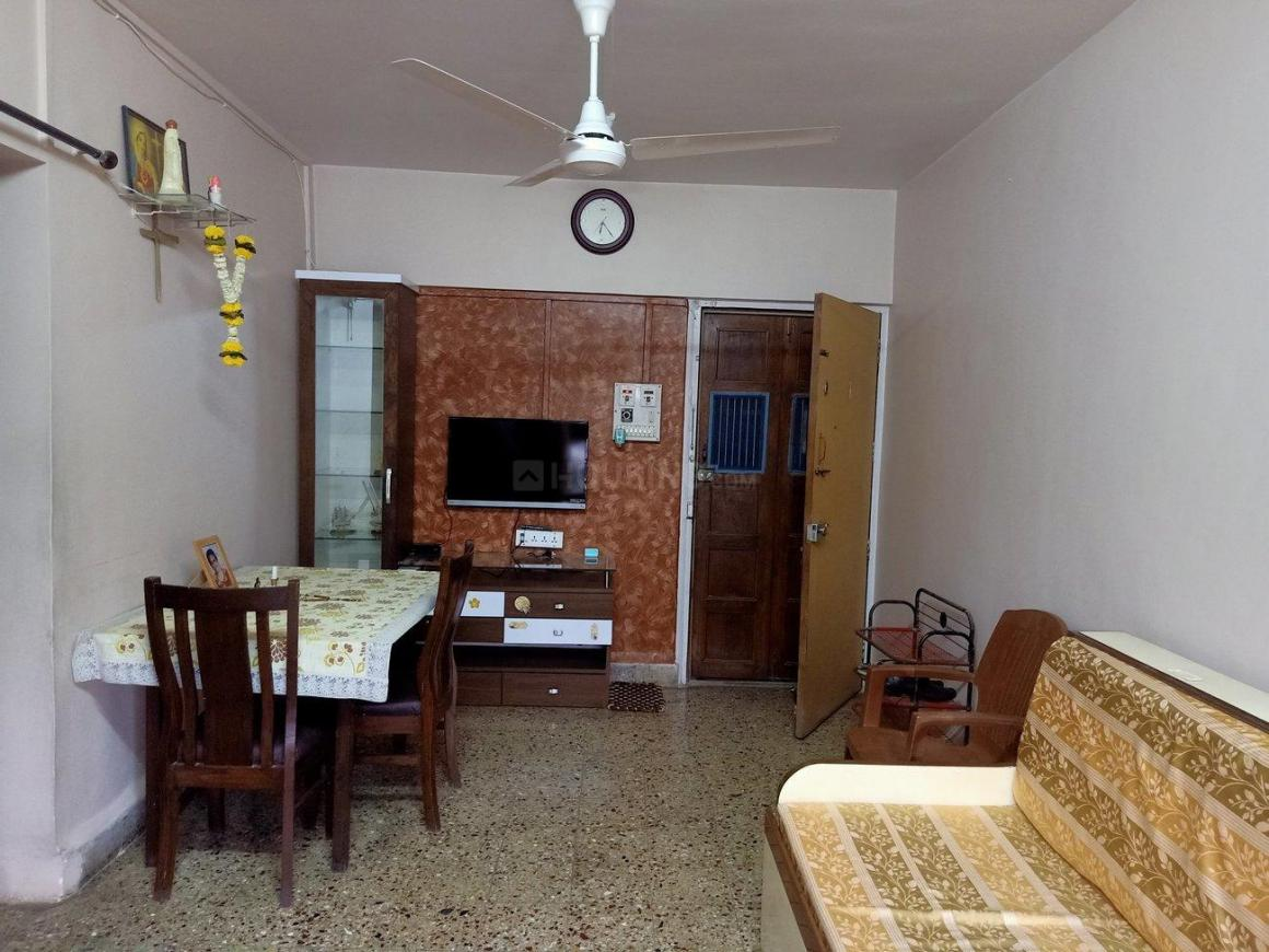 Living Room Image of 600 Sq.ft 1 BHK Apartment for rent in Andheri East for 29000