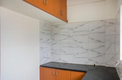 Kitchen Image of Jyothi Nivas,flat No.301 in Kaggadasapura
