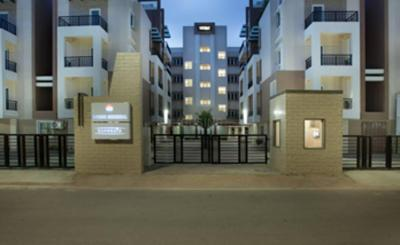 Gallery Cover Image of 430 Sq.ft 1 BHK Apartment for buy in Perungudi for 3507247