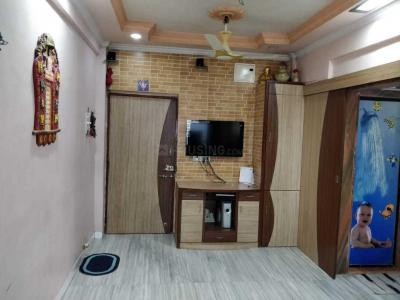 Gallery Cover Image of 600 Sq.ft 1 BHK Apartment for rent in Vashi for 28000
