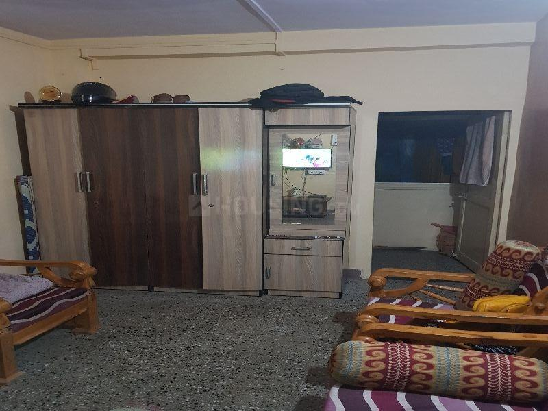 Living Room Image of 700 Sq.ft 1 BHK Apartment for rent in Dombivli East for 8500