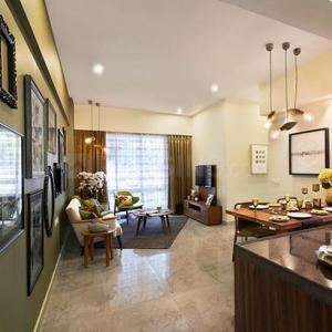 Gallery Cover Image of 1561 Sq.ft 3 BHK Apartment for buy in Atmosphere O2, Mulund West for 27000000