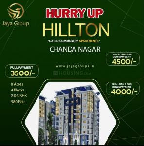 Gallery Cover Image of 1430 Sq.ft 3 BHK Apartment for buy in Chandanagar for 4300000