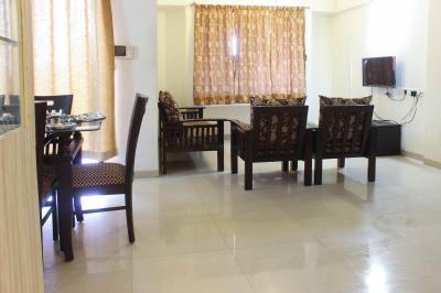 Living Room Image of PG 4642485 Balewadi in Balewadi