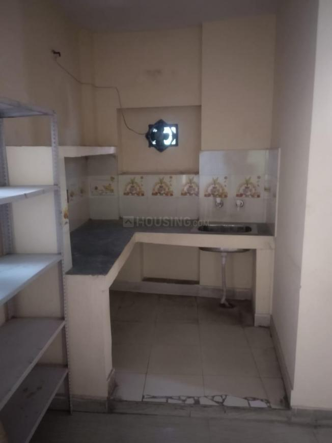Kitchen Image of 400 Sq.ft 1 BHK Independent House for rent in Patel Nagar for 5000