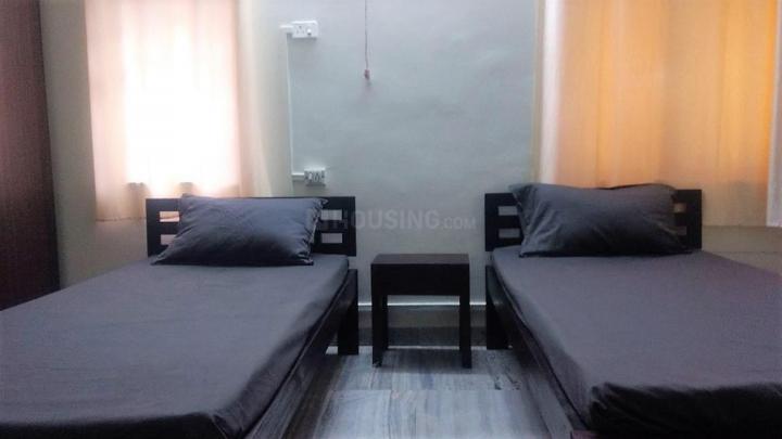 Bedroom Image of Ajaya's Nest in Vashi