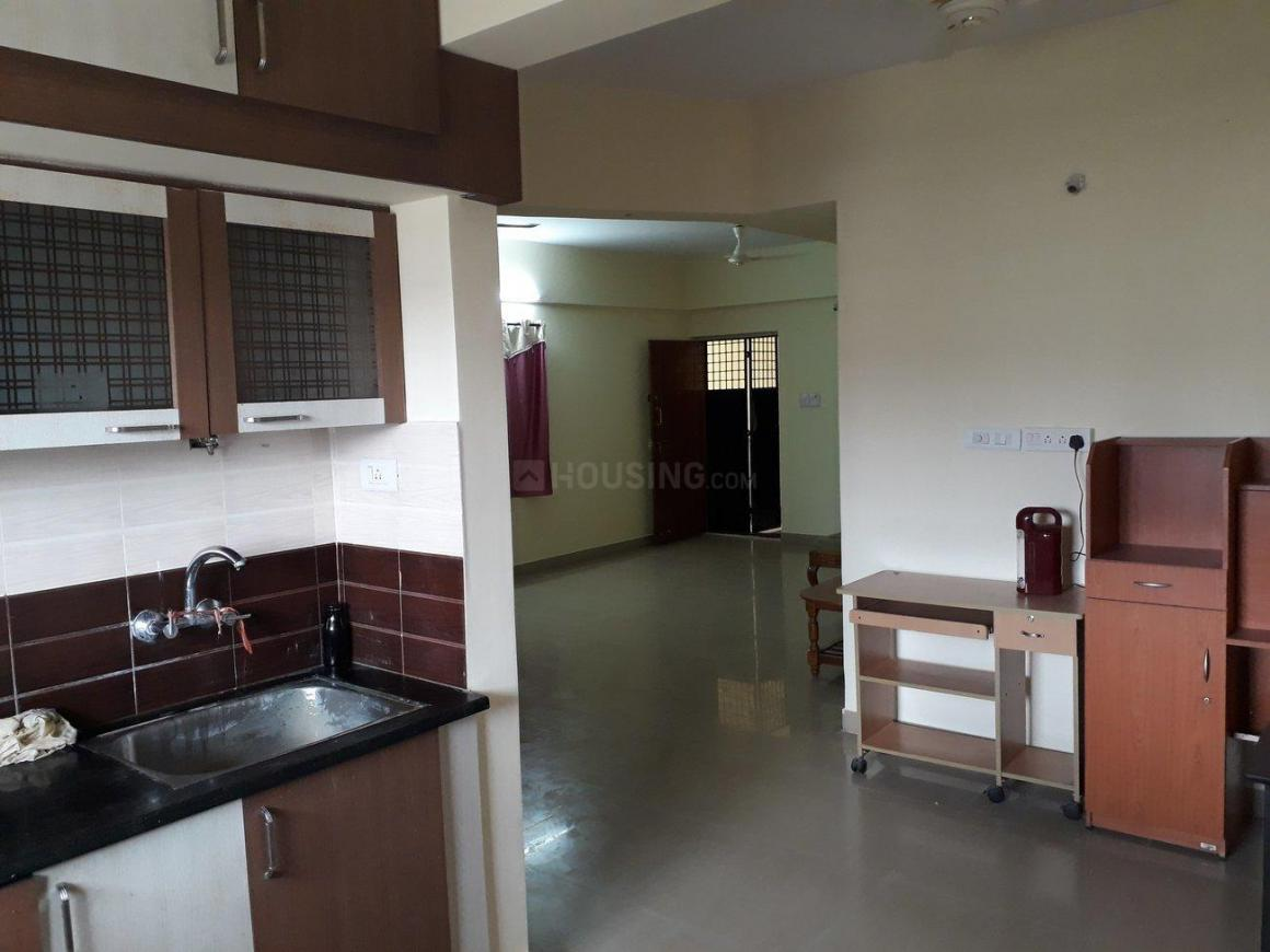 Kitchen Image of 1035 Sq.ft 2 BHK Apartment for buy in Chikbanavara for 4200000