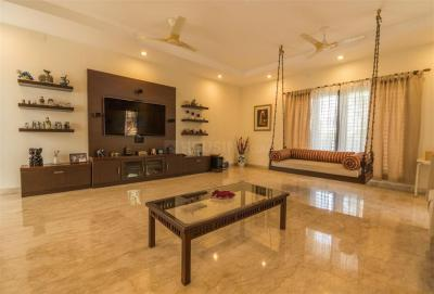 Gallery Cover Image of 6000 Sq.ft 4 BHK Independent House for rent in Injambakkam for 175000