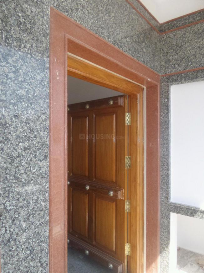 Main Entrance Image of 950 Sq.ft 3 BHK Independent Floor for buy in Jnana Ganga Nagar for 7500000