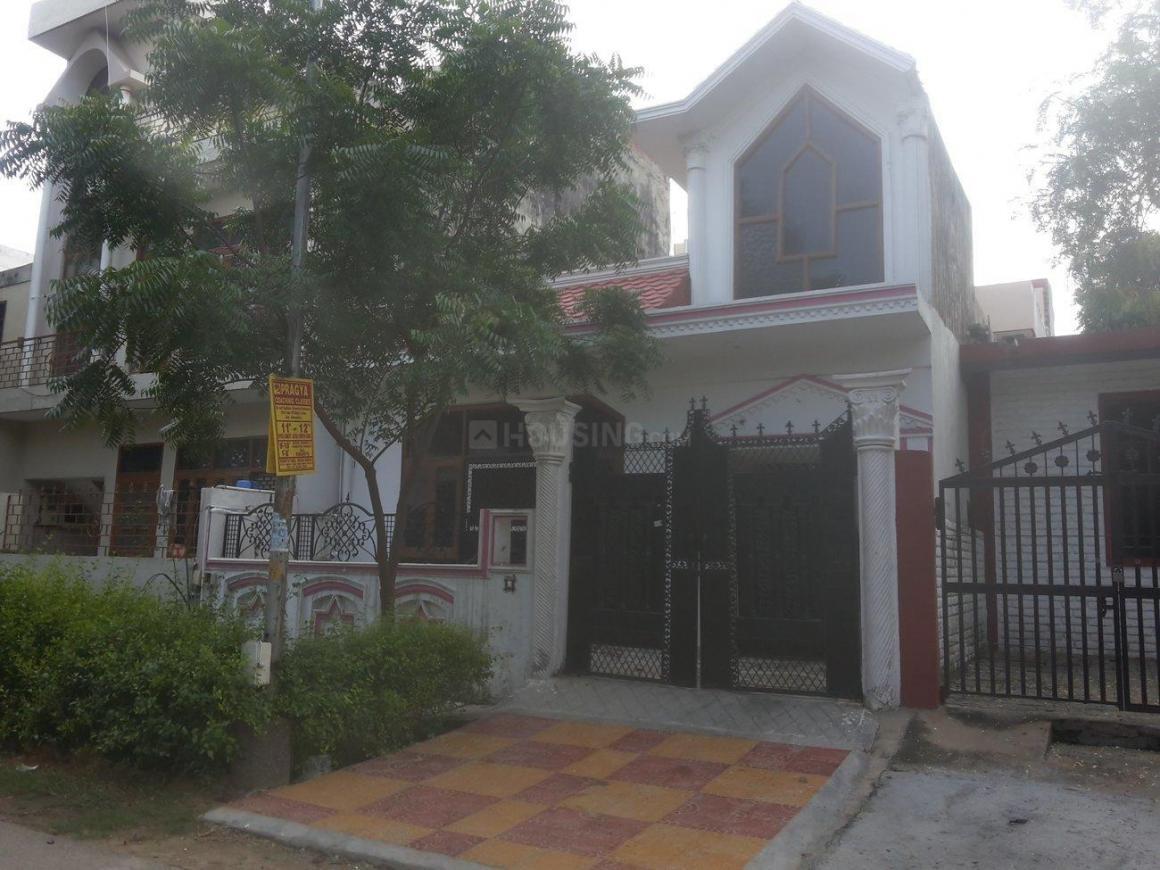 Building Image of Heema PG in Beta II Greater Noida