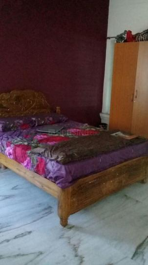 Bedroom Image of 635 Sq.ft 1 BHK Independent Floor for rent in Thane West for 19000