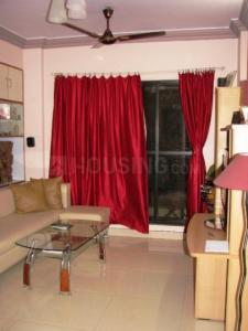 Gallery Cover Image of 650 Sq.ft 1 BHK Apartment for rent in Seawoods for 15000