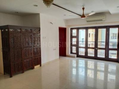 Gallery Cover Image of 1835 Sq.ft 3 BHK Apartment for rent in Gachibowli for 35000