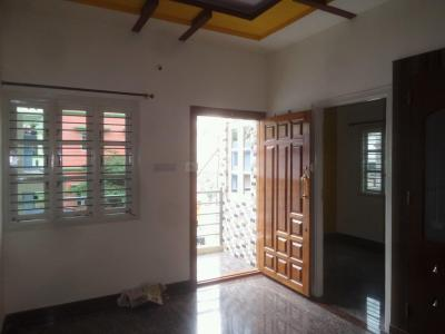 Gallery Cover Image of 650 Sq.ft 2 BHK Independent Floor for rent in Vijayanagar for 12000