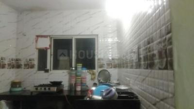Kitchen Image of Tower Ii in Vadgaon Budruk