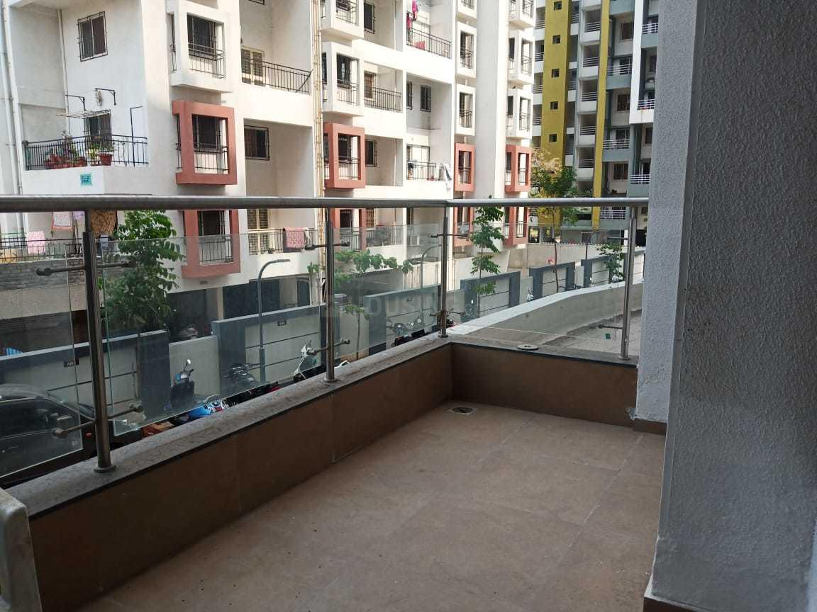 Living Room Image of 1120 Sq.ft 2 BHK Apartment for rent in Narhe for 16000