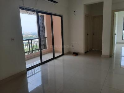 Gallery Cover Image of 905 Sq.ft 3 BHK Apartment for rent in Merlin Waterfront, Shibpur for 32000