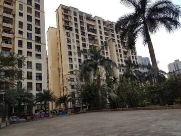 Gallery Cover Image of 755 Sq.ft 2 BHK Apartment for rent in Thane West for 20000