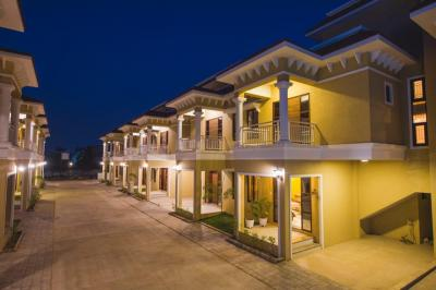 Gallery Cover Image of 1350 Sq.ft 3 BHK Villa for buy in Atladara for 6400000