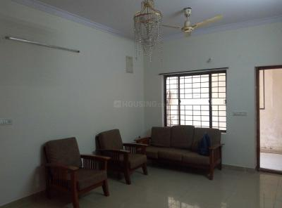 Gallery Cover Image of 1350 Sq.ft 2 BHK Apartment for rent in Aliens Blend, Madhapur for 31000