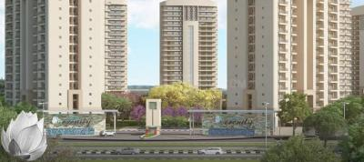 Gallery Cover Image of 1590 Sq.ft 3 BHK Apartment for buy in Chintels Serenity, Sector 109 for 10800000