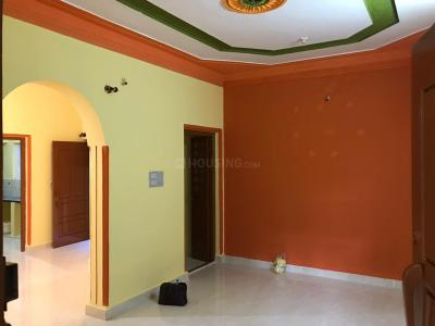 Gallery Cover Image of 1200 Sq.ft 2 BHK Independent House for rent in Mathikere for 15000