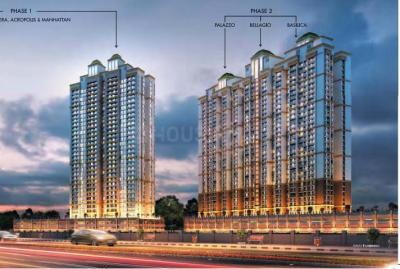 Gallery Cover Image of 1150 Sq.ft 2 BHK Apartment for buy in Paradise Sai World City, Panvel for 10800000