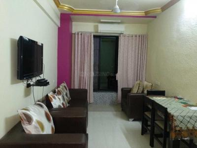 Gallery Cover Image of 1022 Sq.ft 2 BHK Apartment for rent in Vashi for 32000