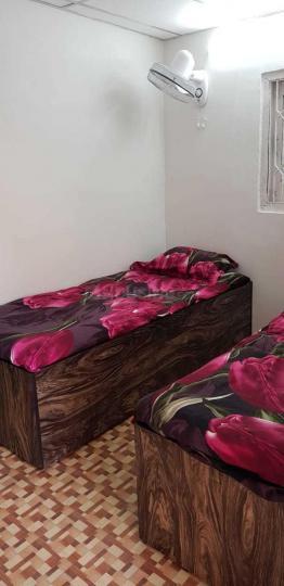 गोरेगांव ईस्ट में धायन लगजुरिश पीजी हाउस में बेडरूम की तस्वीर